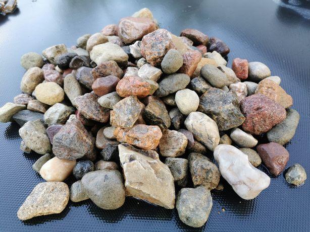 Kamień otoczak Żwir 16-40mm, 2-16mm
