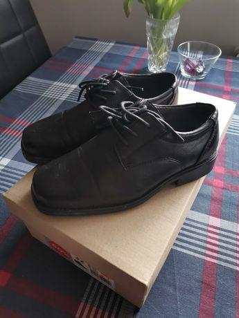 Buty chłopięce na komunię Św. 32