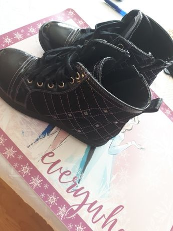 Buty dla dziewczynki  prawie nowe