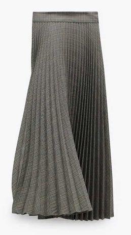 Zara Spódnica plisowana M