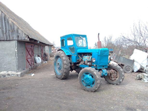 Продам трактор або переданий міст