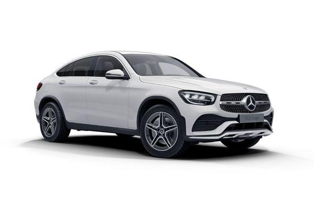 Mercedes-Benz GLC 200 4MATIC Coupe możliwość dowolnej konfiguracji pojazdu!