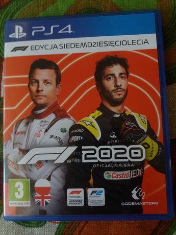 F1 2020 - PS4 (gra używana, stan bardzo dobry)