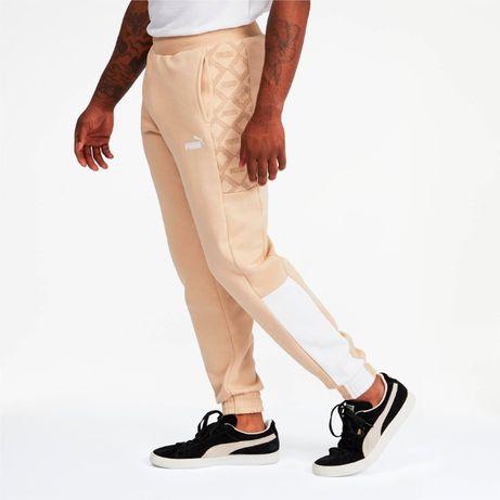 Puma Logo AOP Pack Men's Sweatpants Штаны / Спортивные штаны