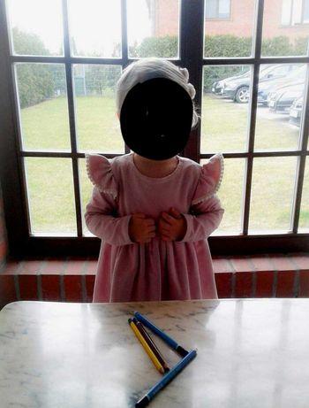 Sukieneczka Boho Chic kwarcowa różowa