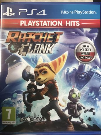 Ratchet & Clank PL  PS4