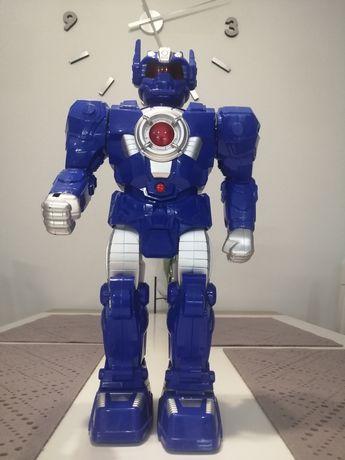 Robot na baterię zabawka