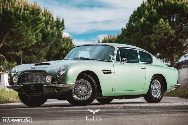 Aston Martin DB6 Coupé MK1 LHD