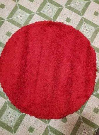 Dywan czerwony koło