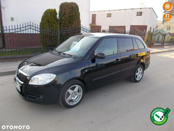 Škoda Fabia Opłacona Zadbana Serwisowana Bogato Wyposażona 100 Aut na Placu