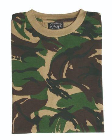 Koszulka wojskowa dpm