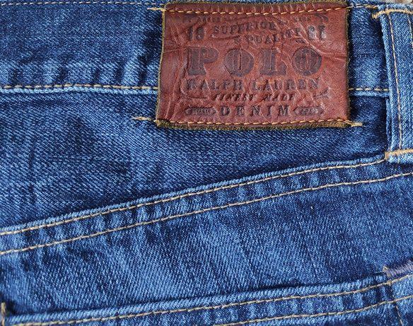 RALPH LAUREN Polo Straight джинсы Оригинал (W34 L32)