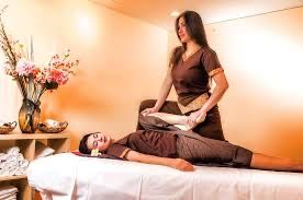 A Rainha das Massagens