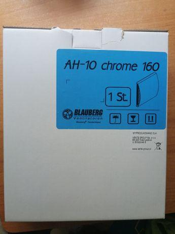 Okap zewnętrzny Ah 10 Blauberg 160 chrom