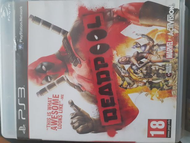 Deadpool na ps3 super