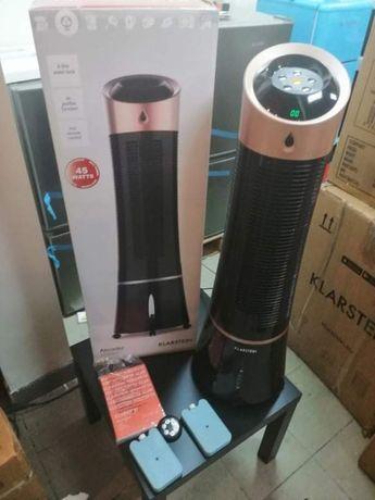 klimatyzer, wentylator, nawilżacz, oczyszczacz powietrza, 210 m³/h, 6L