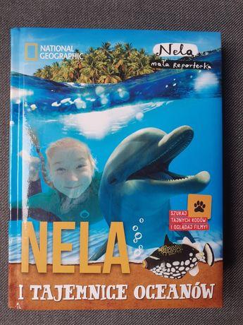 Nela i tajemnice oceanów książka z serii Nela Mała Reporterka