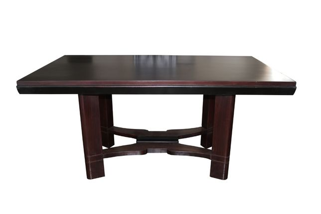 Mesa restaurada - Arte Deco