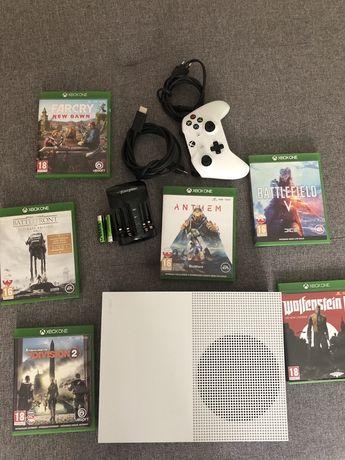 Xbox one S 500g plus game pass