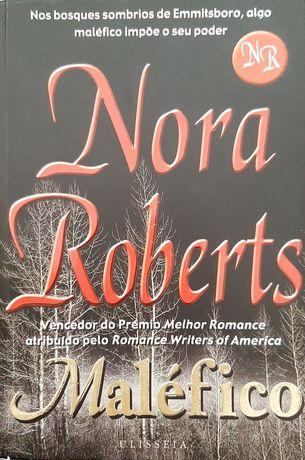 Nora Roberts - Maléfico