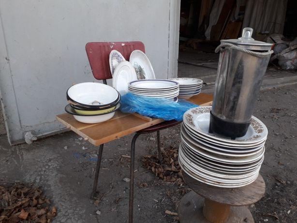 Тарелка кухонная