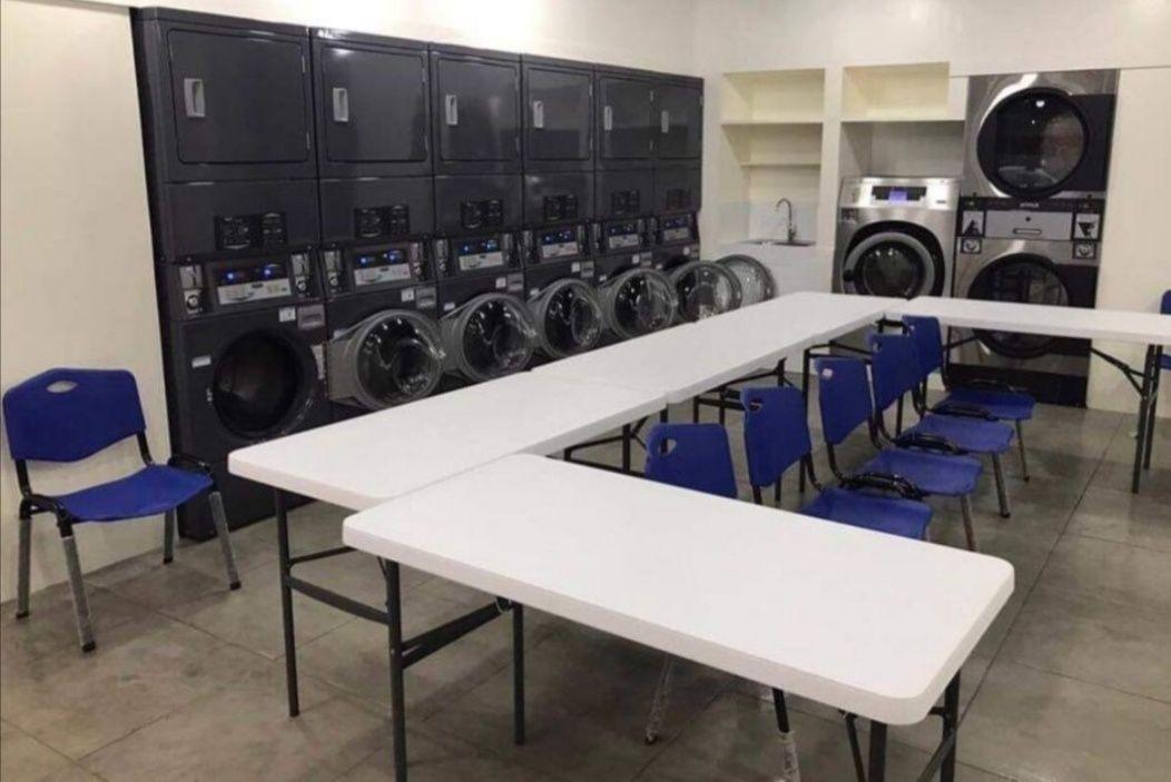 Self service lavandaria Líder de mercado