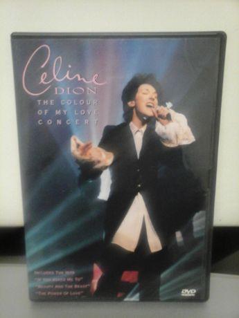 DVD - Celine Dion - The Colour Of My Love Concert - ENTREGA IMEDIATA