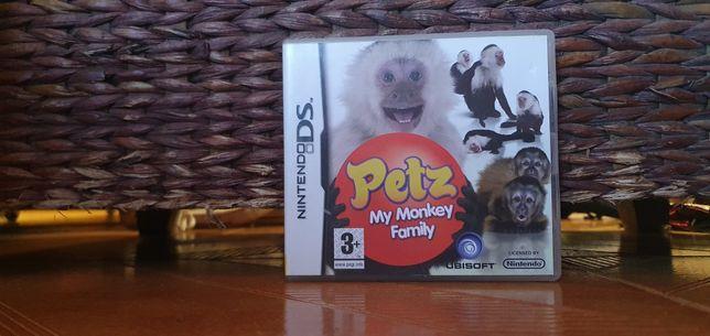"""Petz My Monkey Family"" Jogo para Nintendo DS"