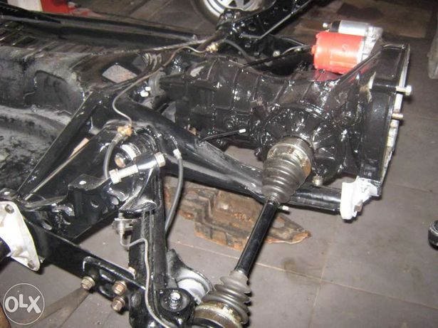 Reparaçao e transformaçao de motores e caixas
