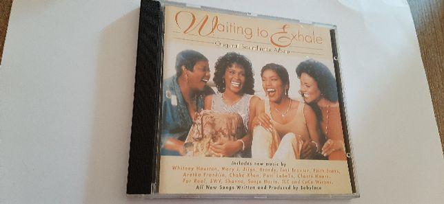 1 CD banda sonora Waiting to Exhale