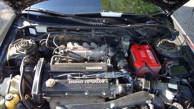 Головка 1.8 16V Mazda BG стартер генератор катушка ГУР 323 BG 1.6 16V
