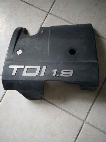Capa de protecção de motor Audi/VW