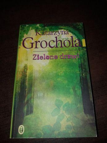 Zielone drzwi Katarzyna Grochola
