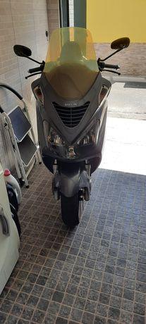 Scooter Daelim S2 125 FI