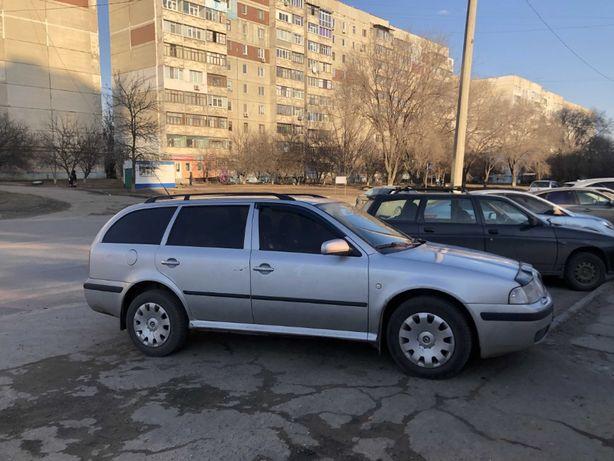 Skoda Octavia 1.6 Украинская.Обмен