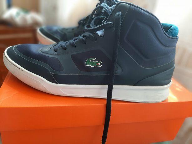 Продам мужские кроссовки Lacoste в идеальном состоян.. Размер 44-44.5