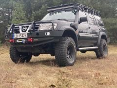 Nissan Patrol OFF-ROAD 4x4 Fabryka 4x4 2004 Cooper stt pro discoverr
