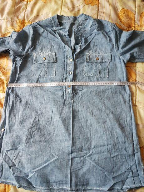 Bluzka ala jeans rozm. 44