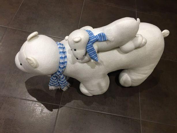 Urso polar decoração de natal