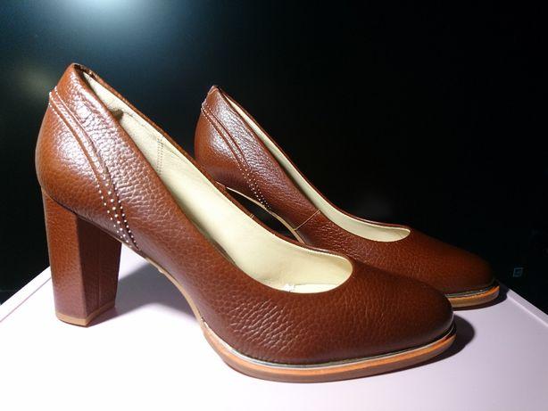 Buty czółenka Clarks