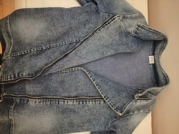 Jeansowa katana dziewczęca