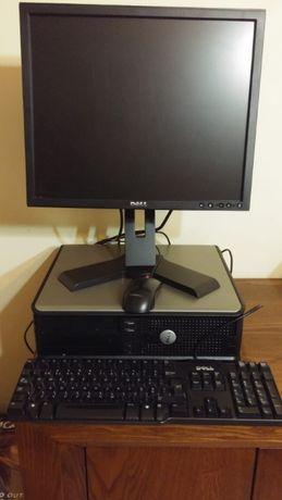 Computador Dell com Monitor,Teclado e Rato