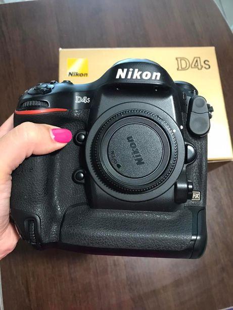 Nikon D4s, пробіг 100к