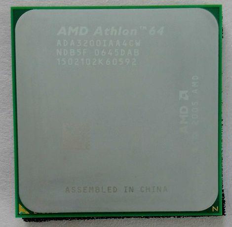 Процесор AMD Athlon 64 3200 + 2.0 ГГц, AM 2