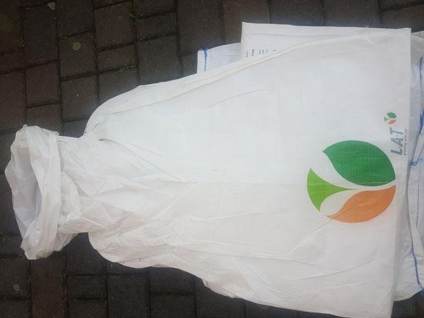 Worek big bag kukurydza kiszonka ccm z wkładem foliowym