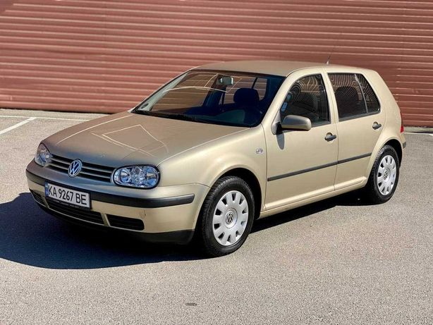 Volkswagen Golf 4 1,4 Свіжий! Розстрочка! Розмитнений!