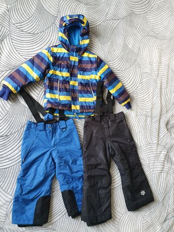 Lupilu зимний костюм комбинезон куртка 86-92 98-104