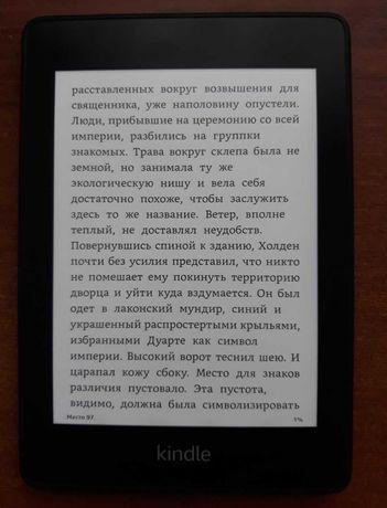 Электронная книга Amazon Kindle Paperwhite 10th Gen. 8GB Black