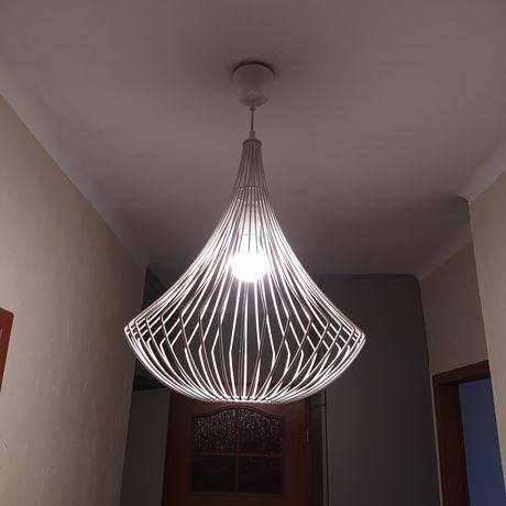 Lampa sufitowa w stylu loft