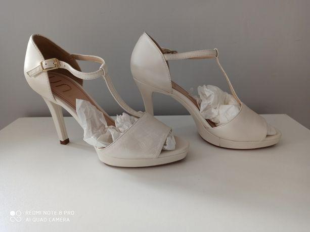 Buty ślubne UNISA nowe rozm 36